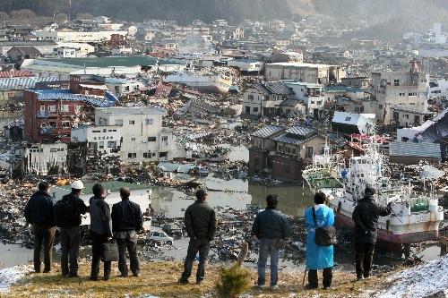 東日本大地震: つっきんブログ